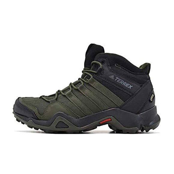 check out 10ae6 888ae adidas outdoor Terrex AX2R Mid GTX Hiking Boot
